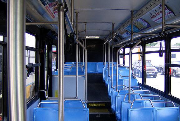 Public bus fucking - 3 1