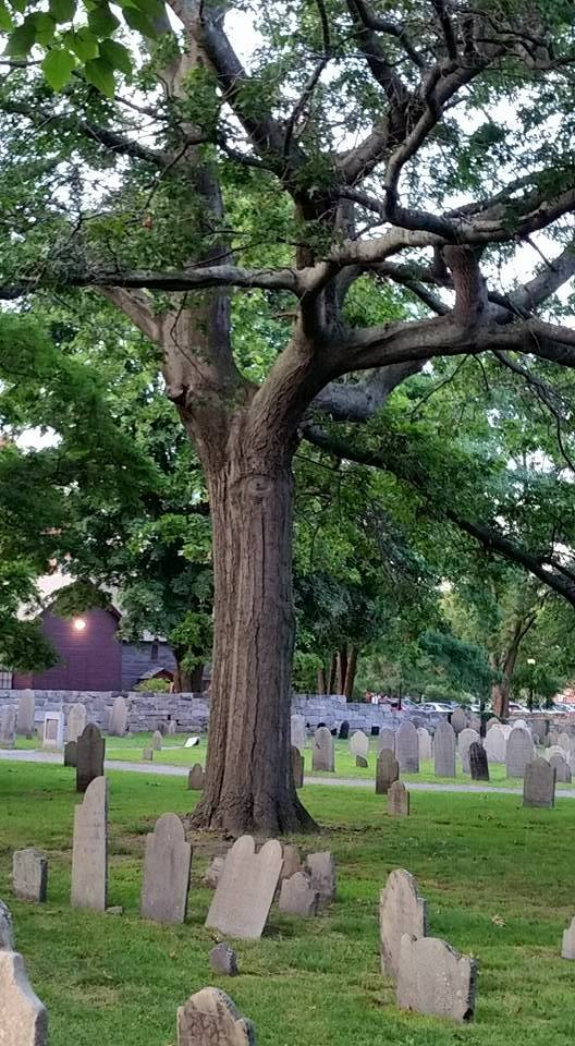 salem old burying point cemetery