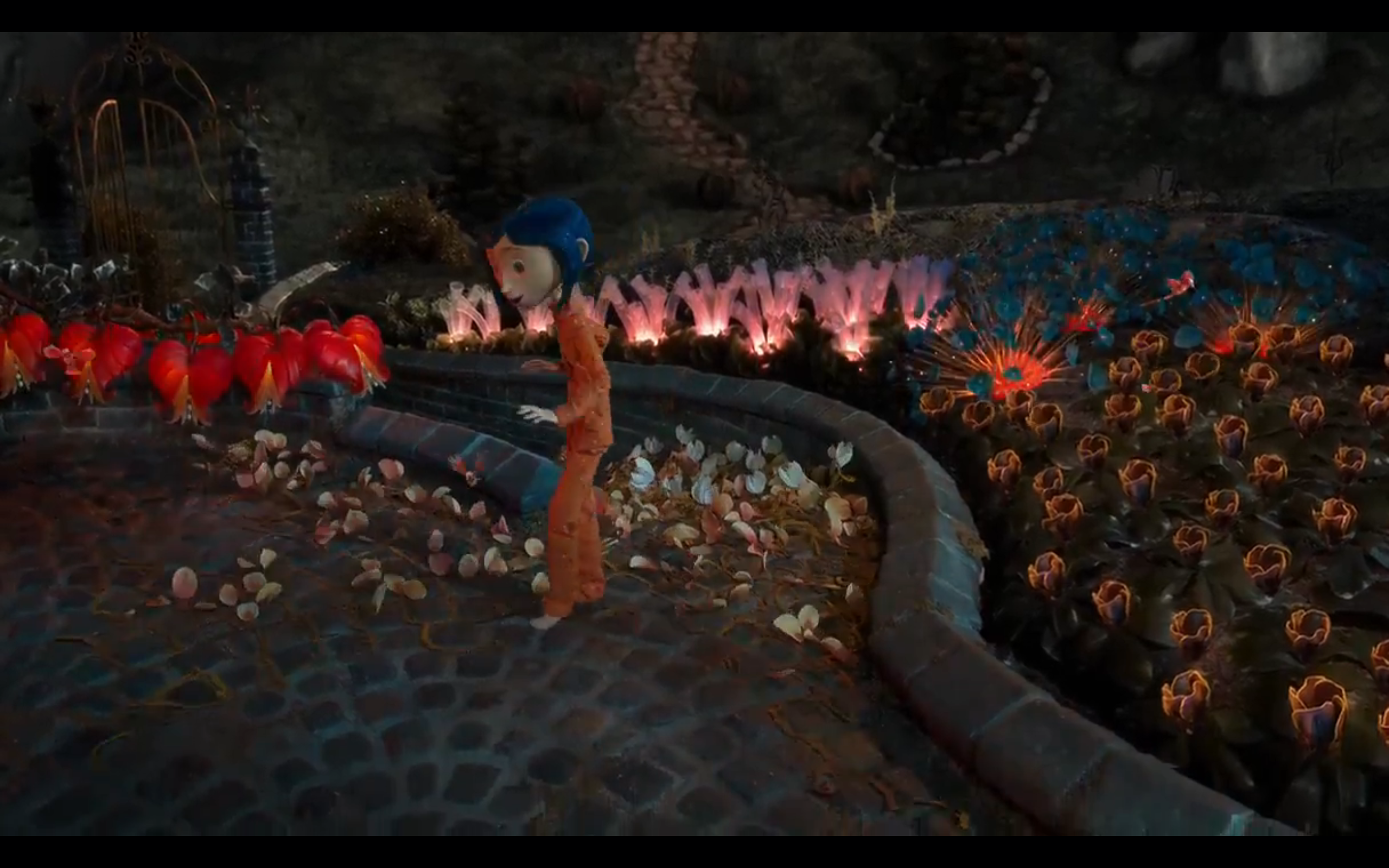 Psychedelic Fun With Garden >> 31 Days of Hallowe'en, Day 29: Coraline (2009) | An Englishwoman in Salem