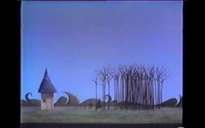 Tim Burton Hansel & Gretel