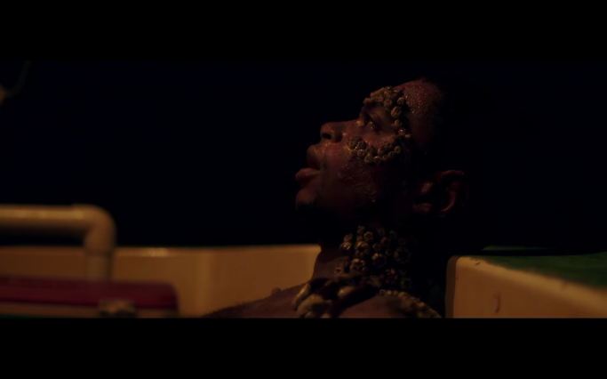 sea devil short horror film 2015