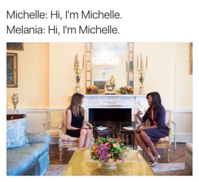 election trump clinton president 2016 michelle obama melania trump