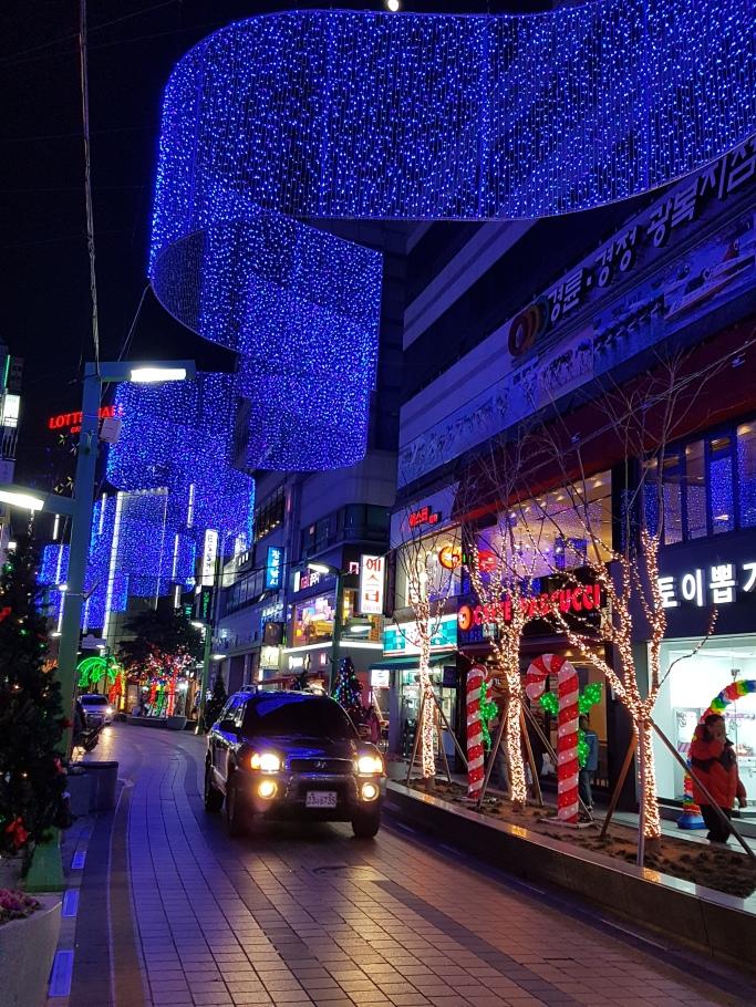 busan korea Gwangbok-dong Culture and Fashion Street