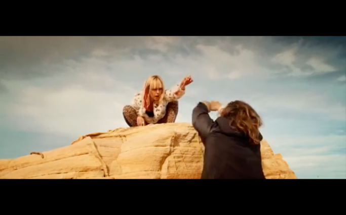 it stains the sands red 2017 horror movie