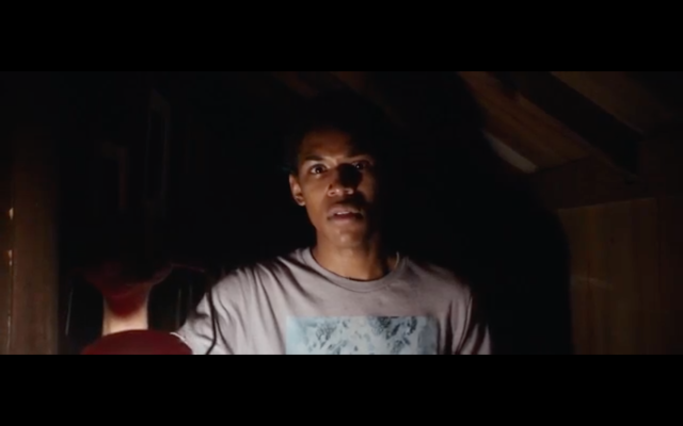 It Comes at Night Kelvin Harrison Jr