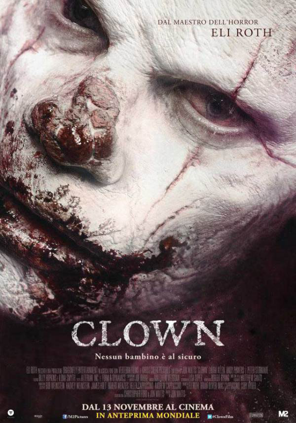 Clown 2014 eli roth jon watts