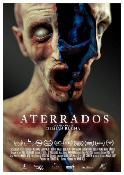 aterrados, terrified, argentine horror, horror, horror movies, horror films, film, films, movies, halloween,
