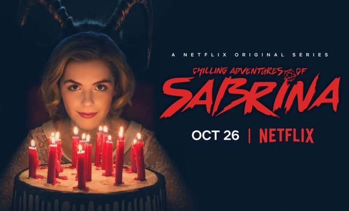chilling adventures of sabrina, netflix, horror, horror tv, sabrina, halloween,