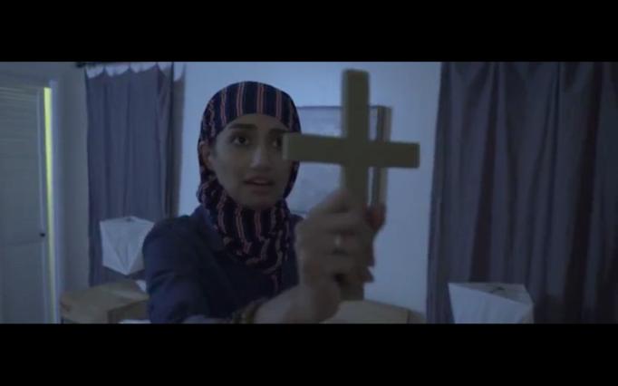 president evil 2018 horror comedy muslim final girl